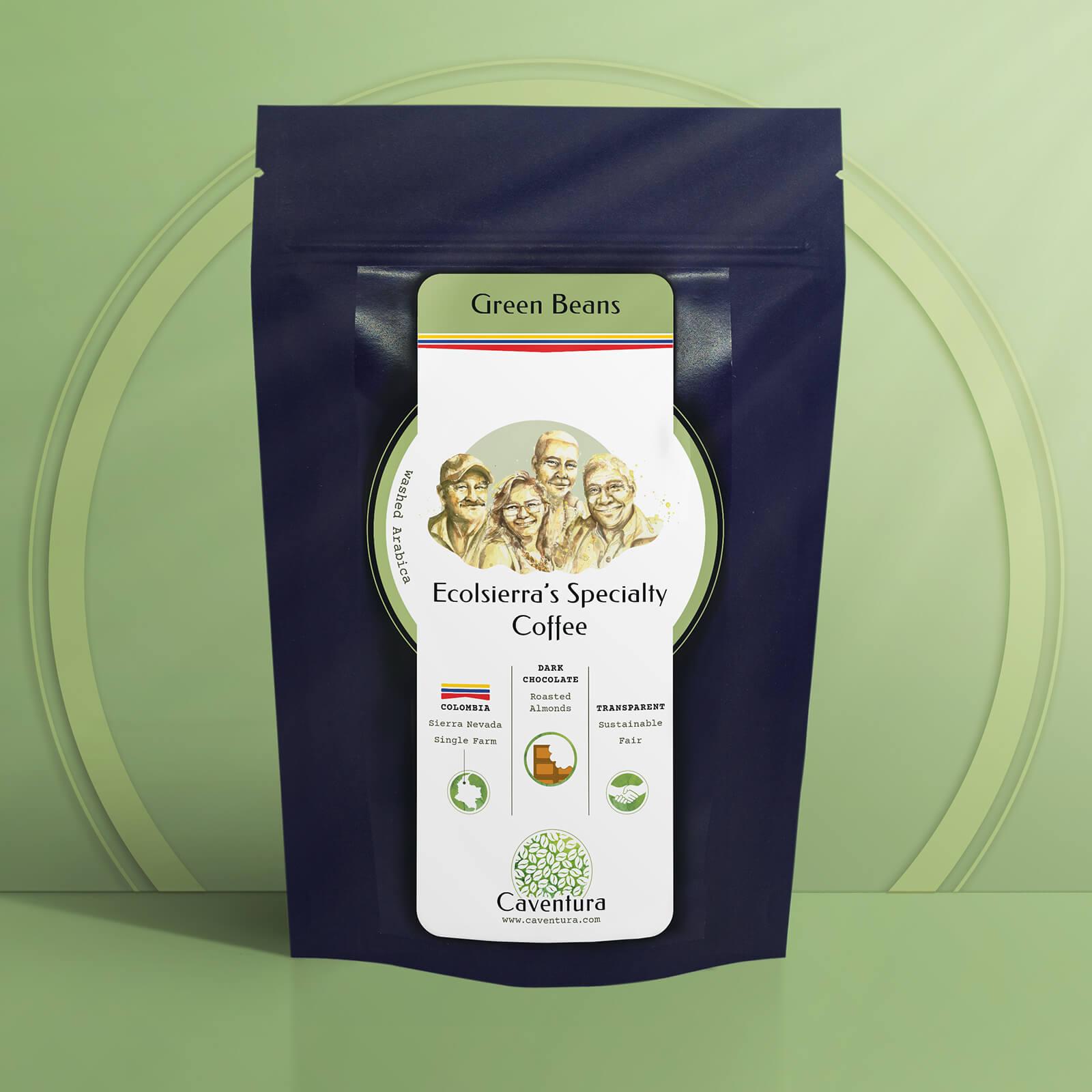 Ecolsierra's Specialty Coffee – Green Beans