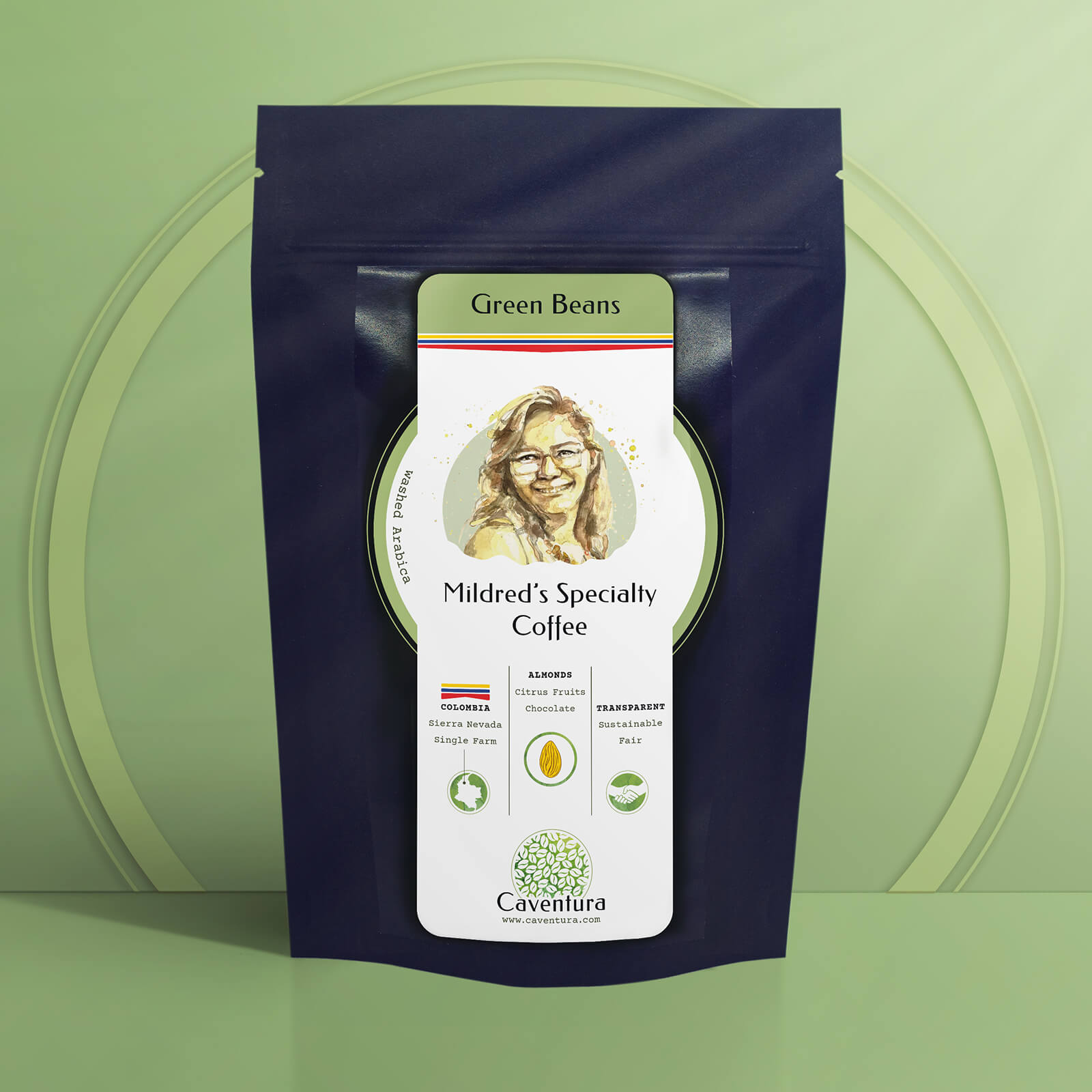 Mildred's Specialty Coffee – Green Beans
