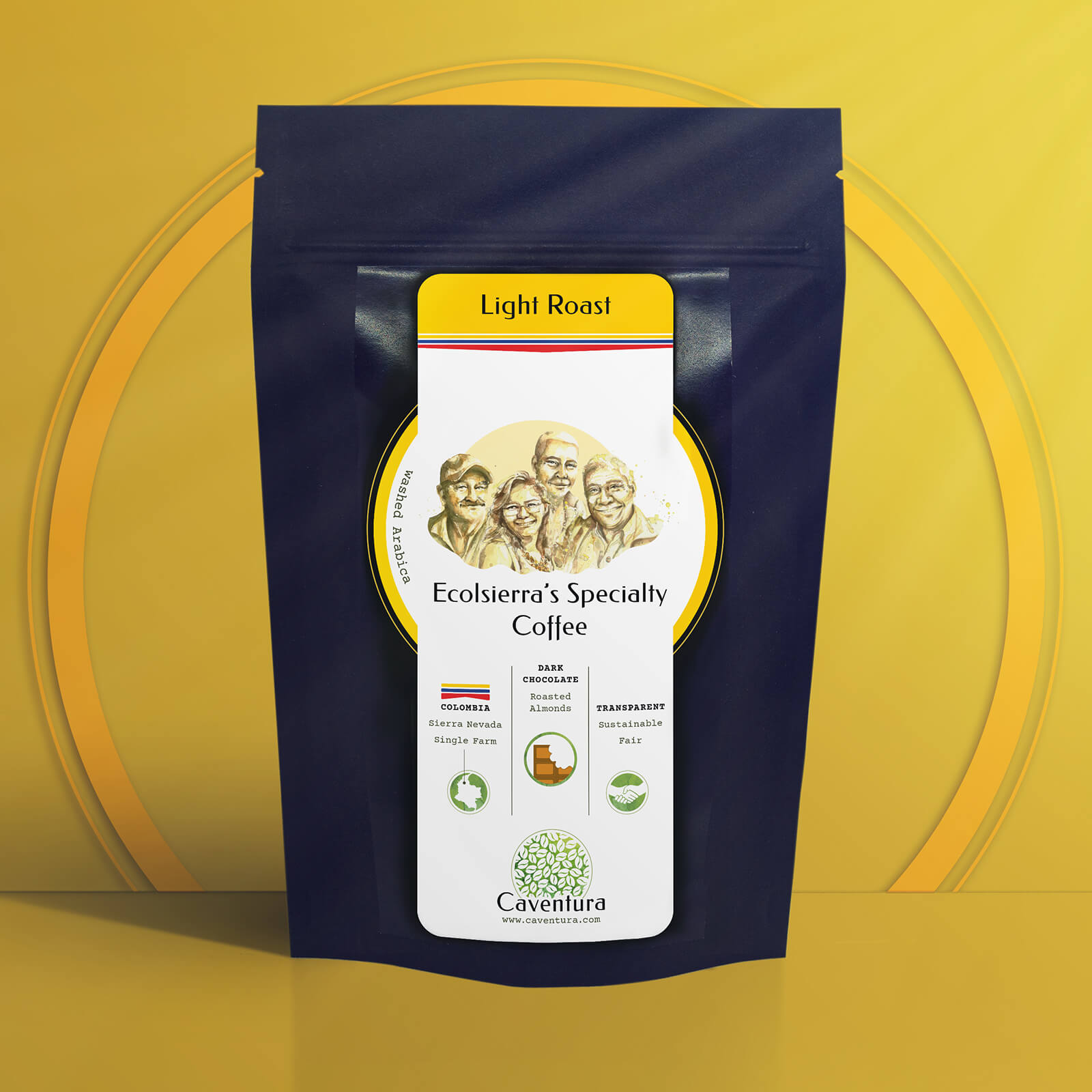 Ecolsierra's Specialty Coffee – Light Roast