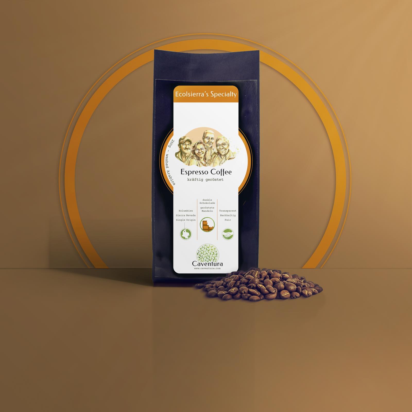 Ecolsierra's Specialty Espresso Coffee