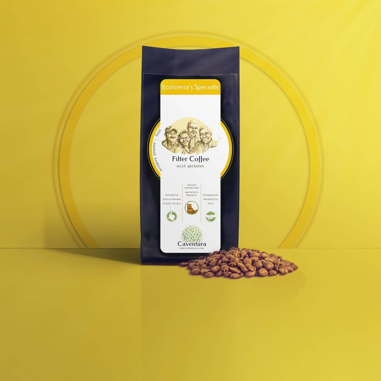 Ecolsierra's Specialty Filter Coffee