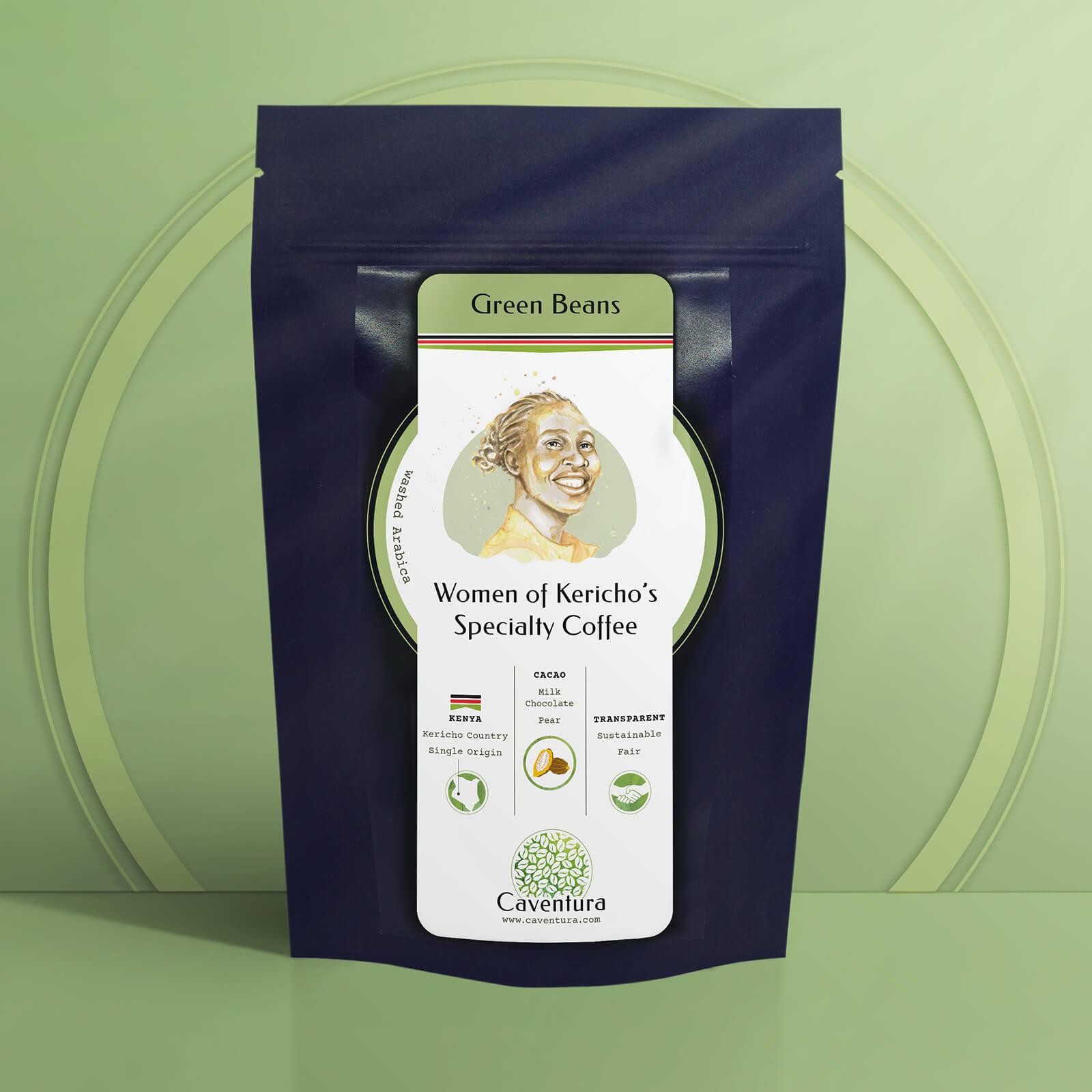 Women of Kericho's Specialty Coffee – Green Beans