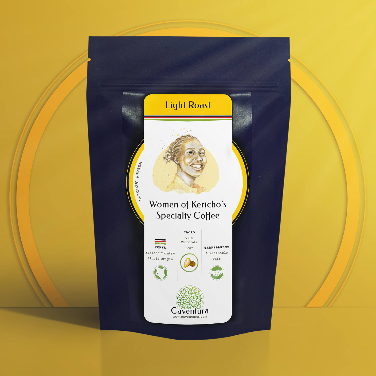 Women of Kericho's Specialty Coffee – Light Roast