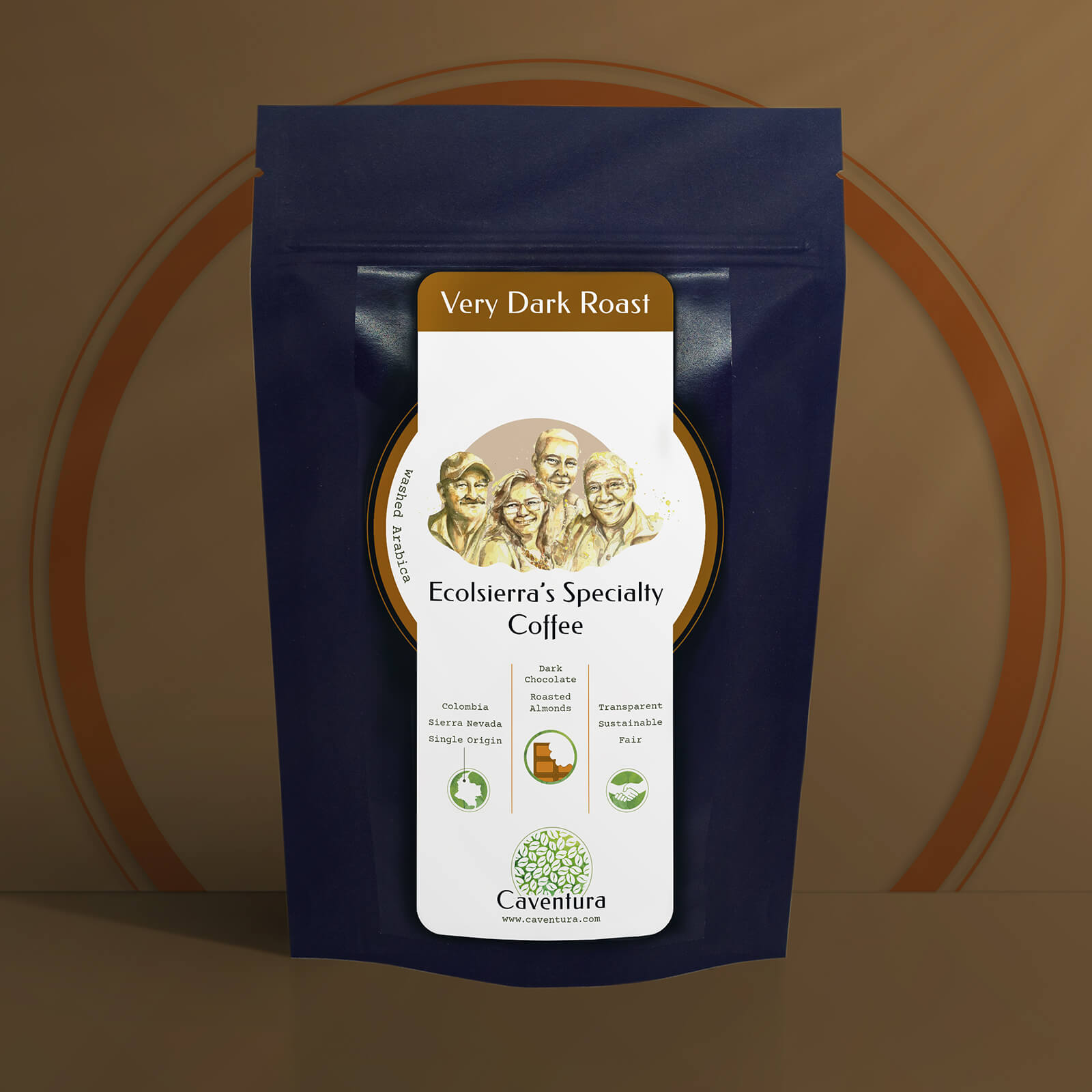 Ecolsierra's Specialty Coffee – Very Dark Roast