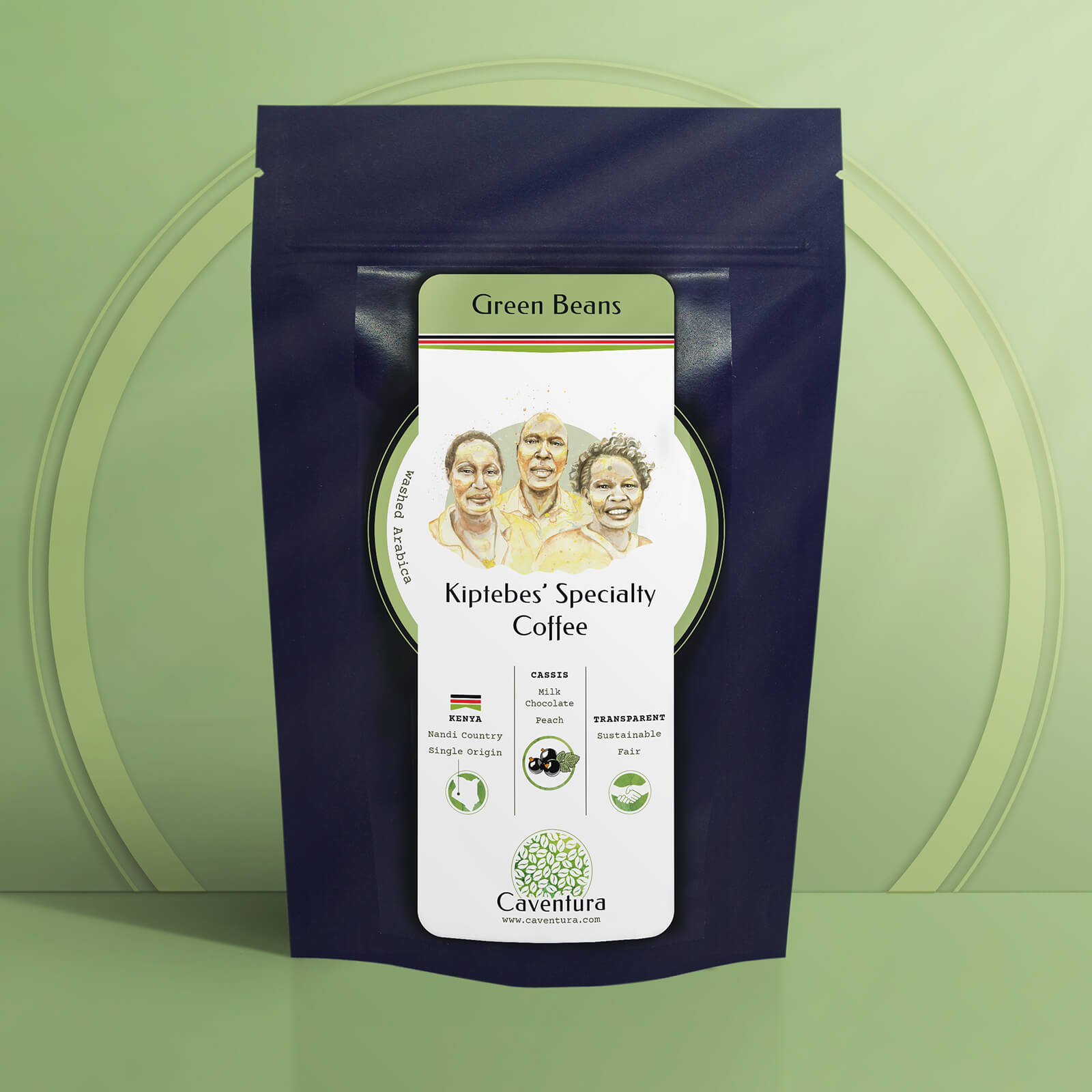 Kiptebes' Specialty Coffee – Green Beans