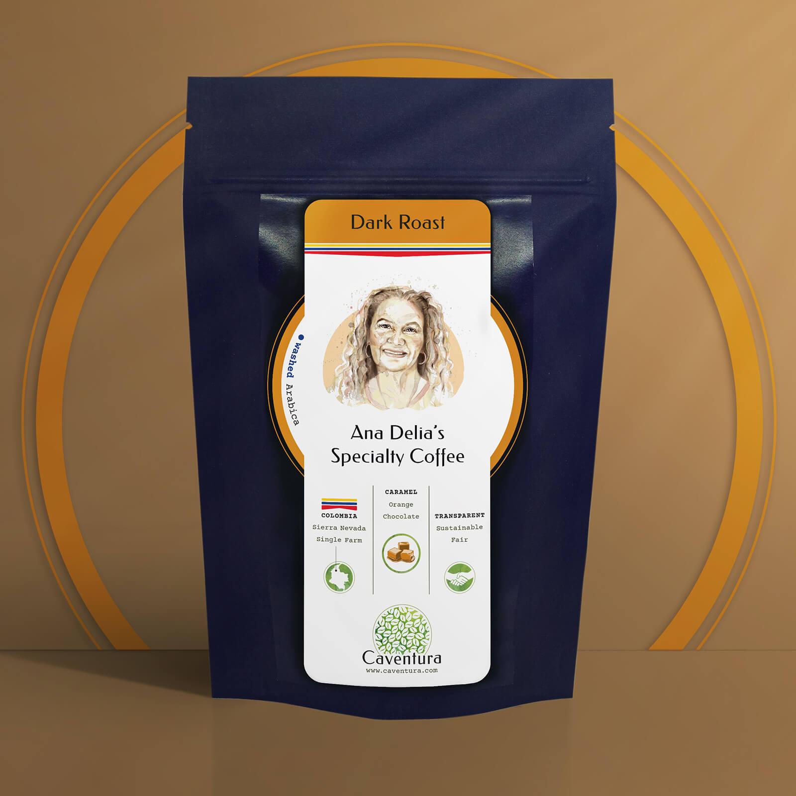 Ana Delia's Specialty Coffee – Dark Roast