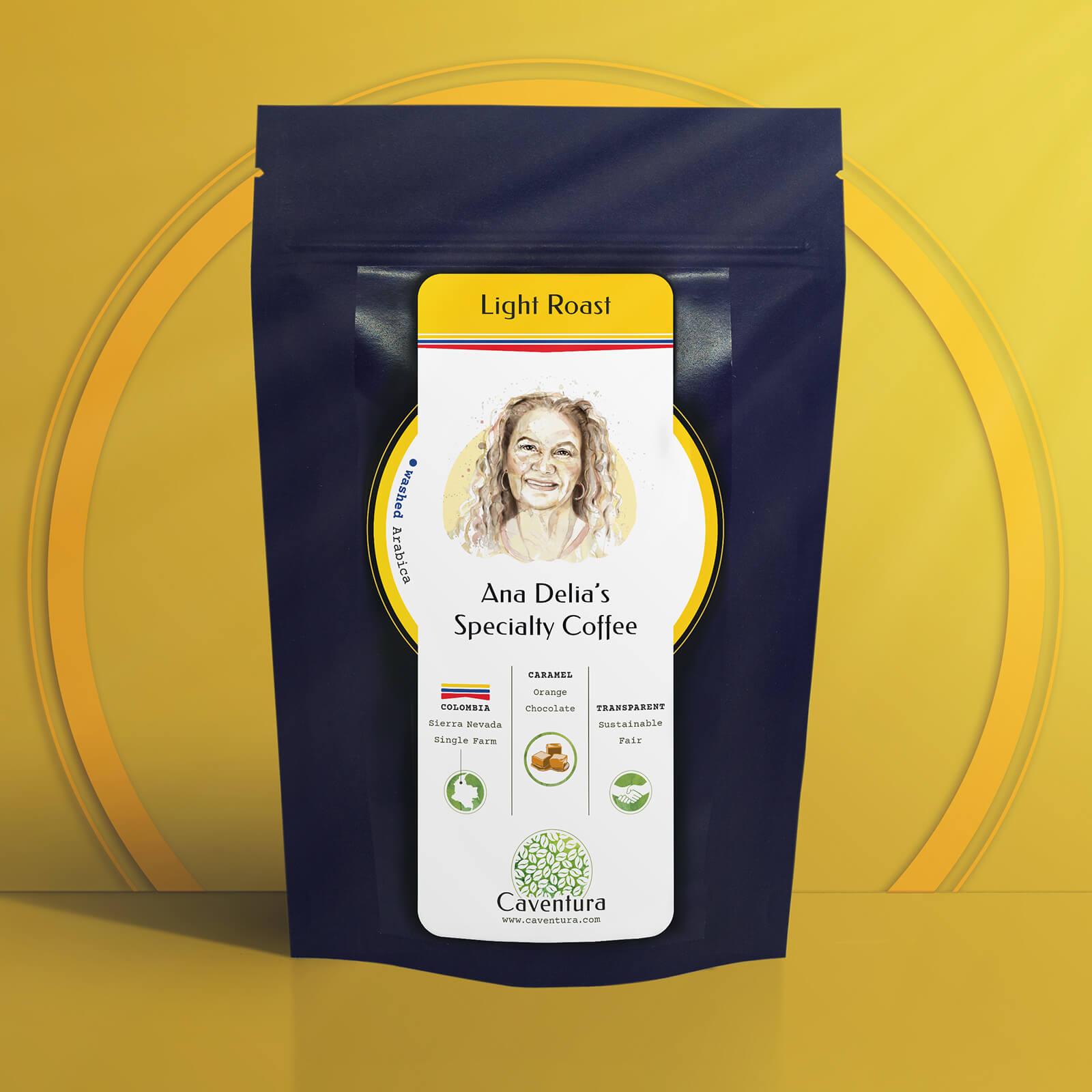 Ana Delia's Specialty Coffee – Light Roast